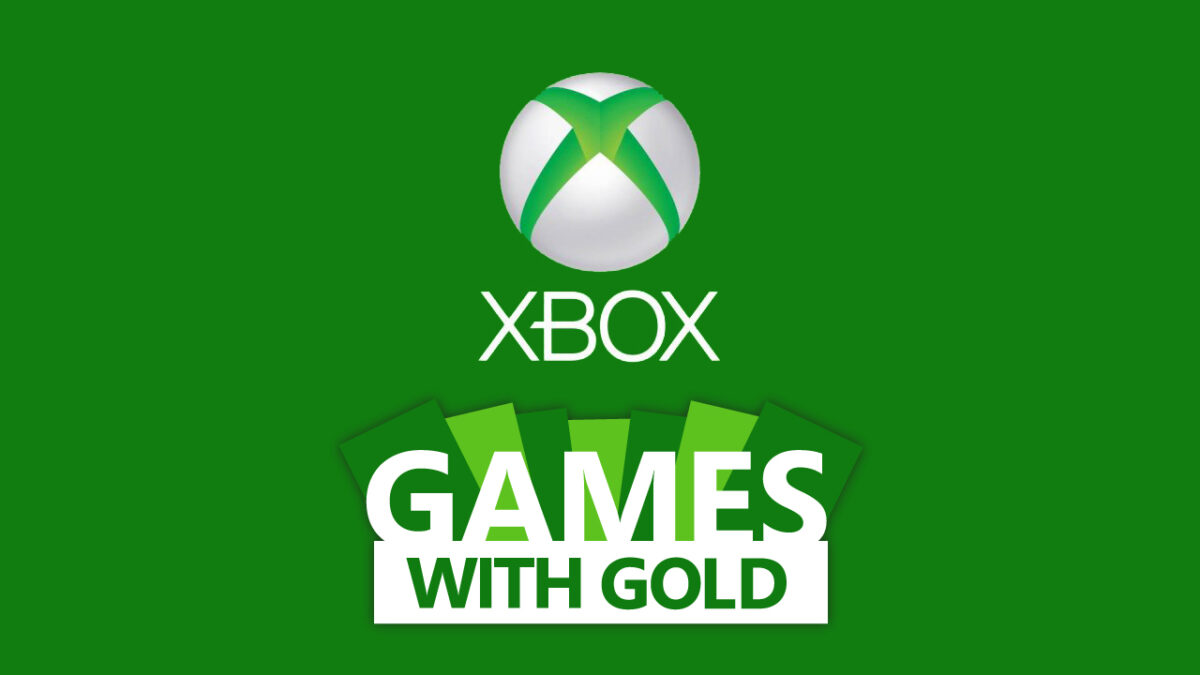 Xbox Live Games with Gold december