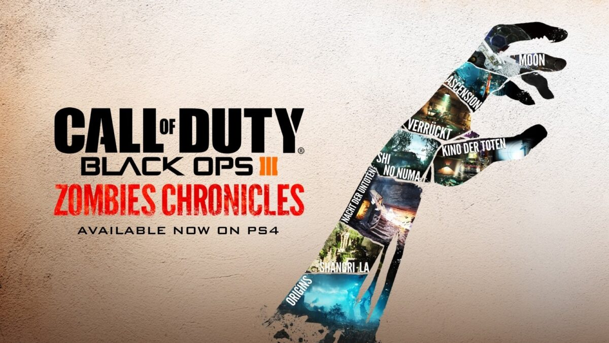 Call of Duty: Black Ops 3 - Zombies Chronicles dlc vanaf ...